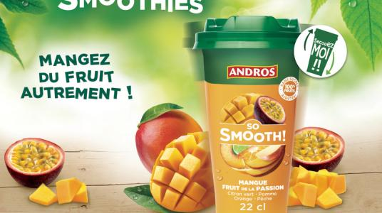 SMOOTHIES ANDROS